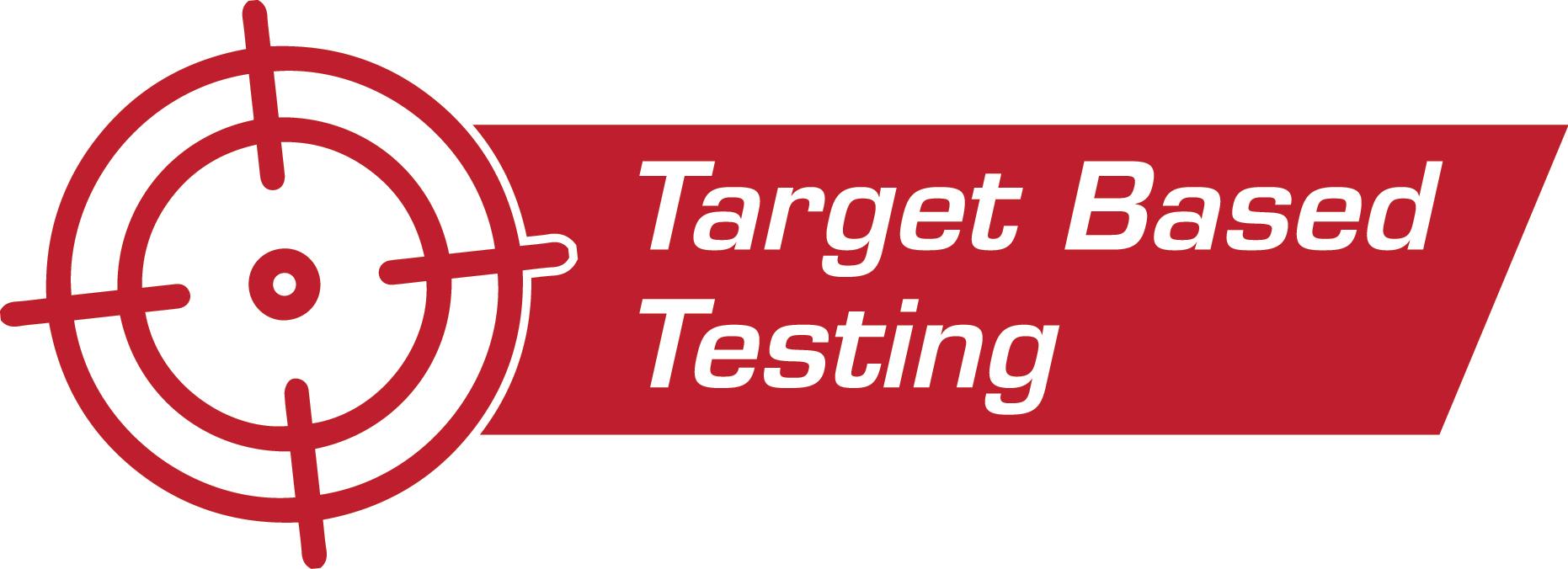 Target Based Testing. Pegasie ALM CIA.
